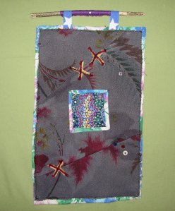 Journal Quilt Week 4