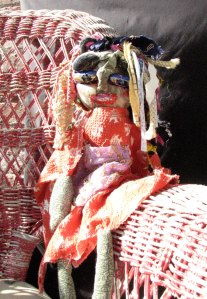 doll by Terry Jenoure