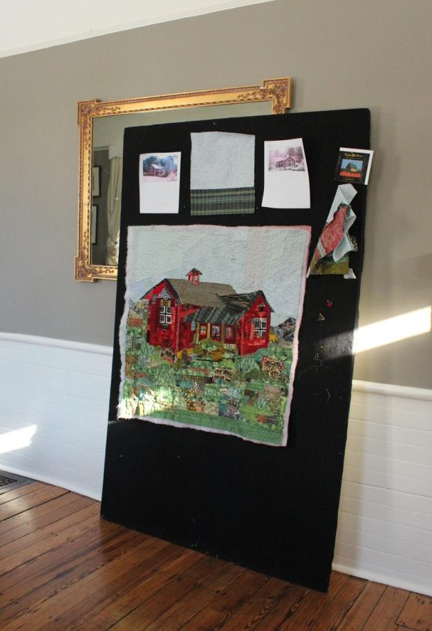 barn-Pinboard