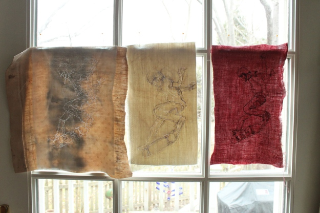 three-thread-drawings