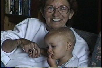 Cary & Nana 7-4-95