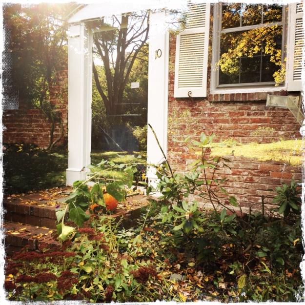 door-window-doubleexposure-fall